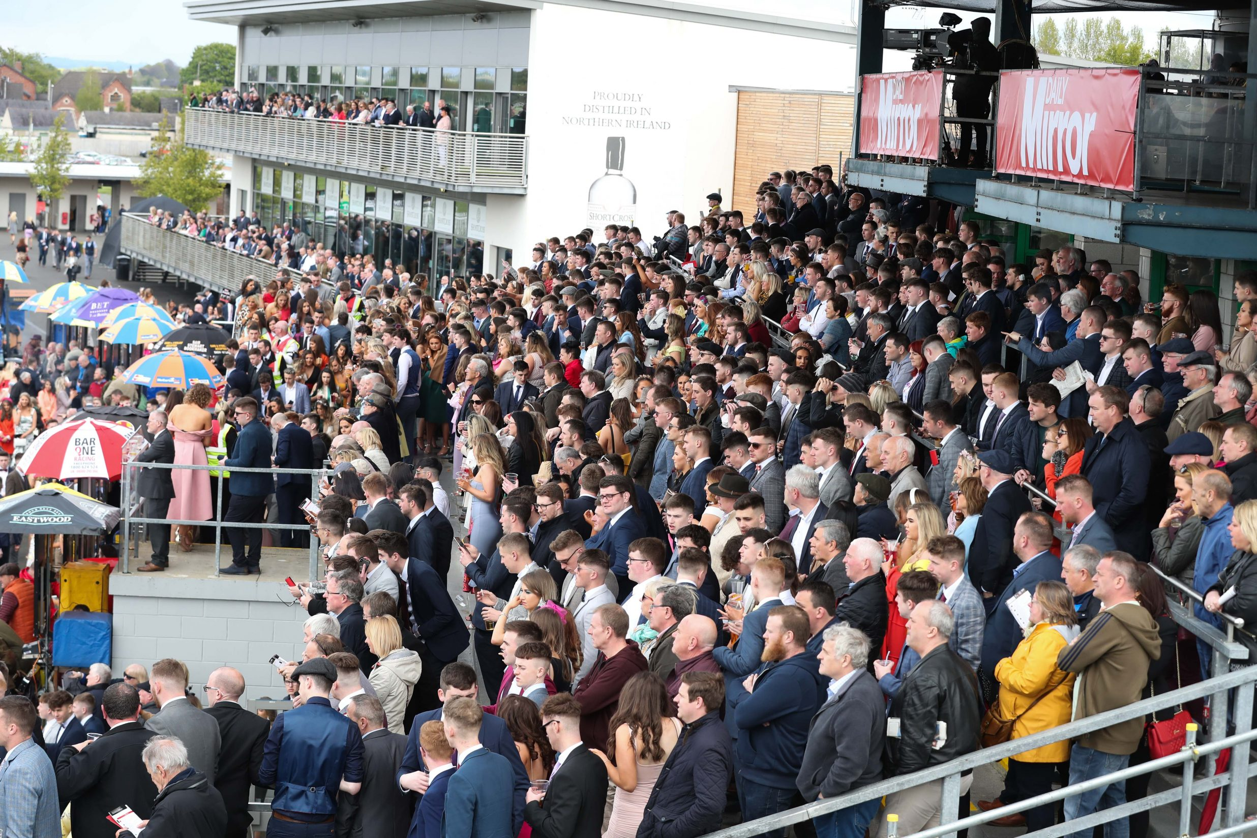 Racecourse Capital Grant Aid approval for Down Royal Racecourse