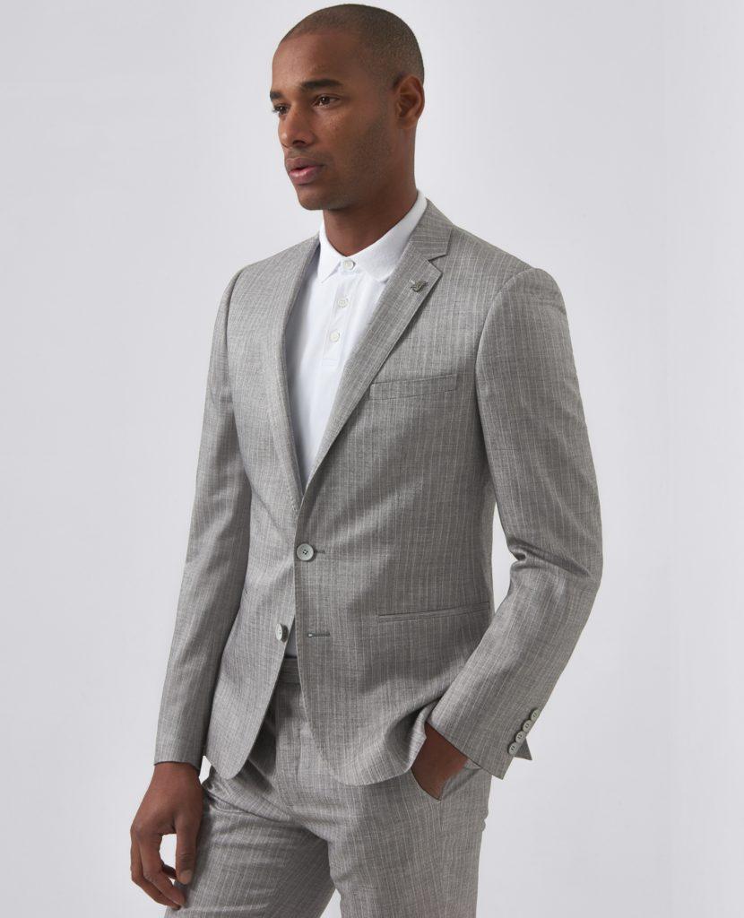 the dress down suit