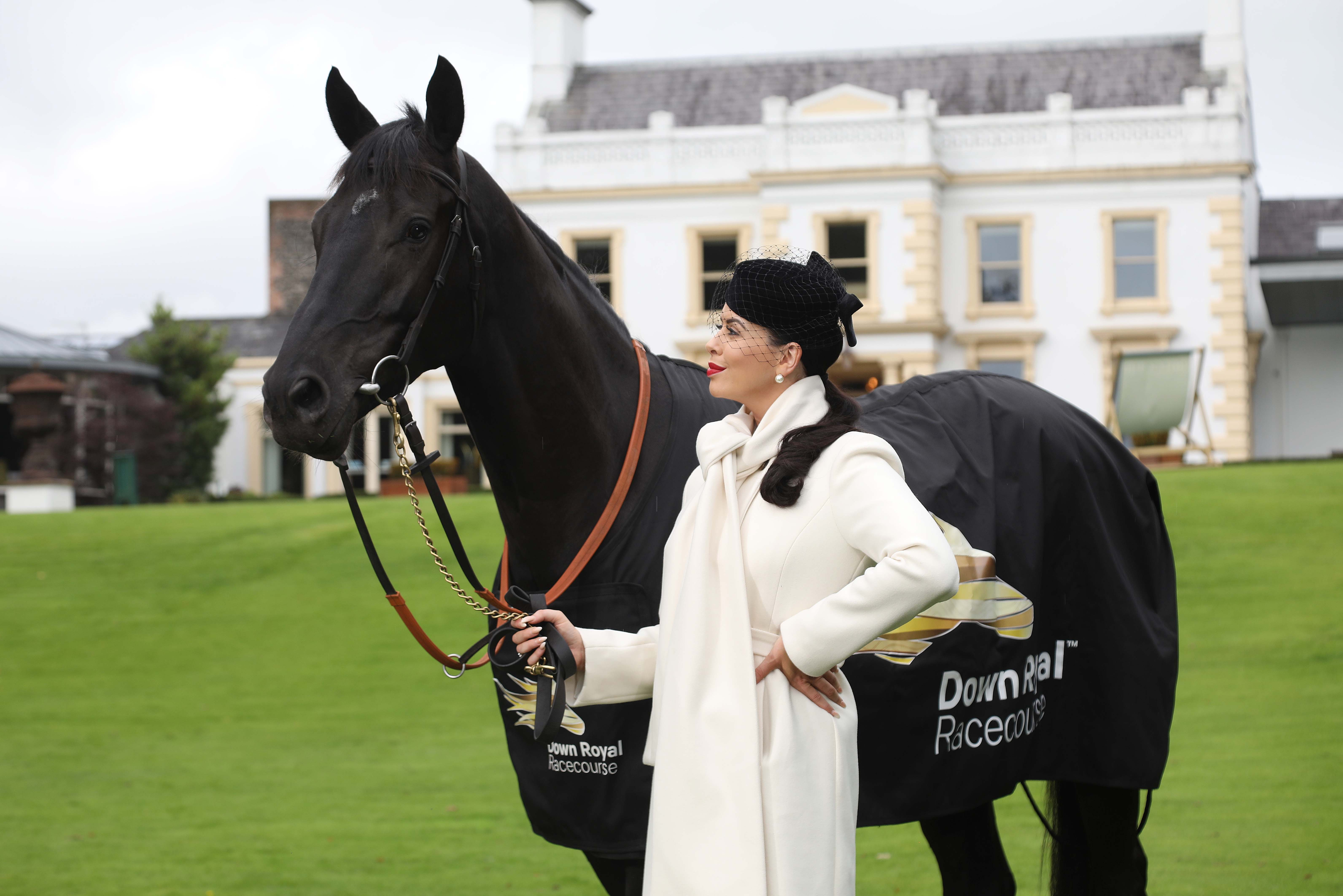 Galgorm Spa & Golf Resort announced as sponsor of                                                        Best Dressed at Down Royal Festival of Racing