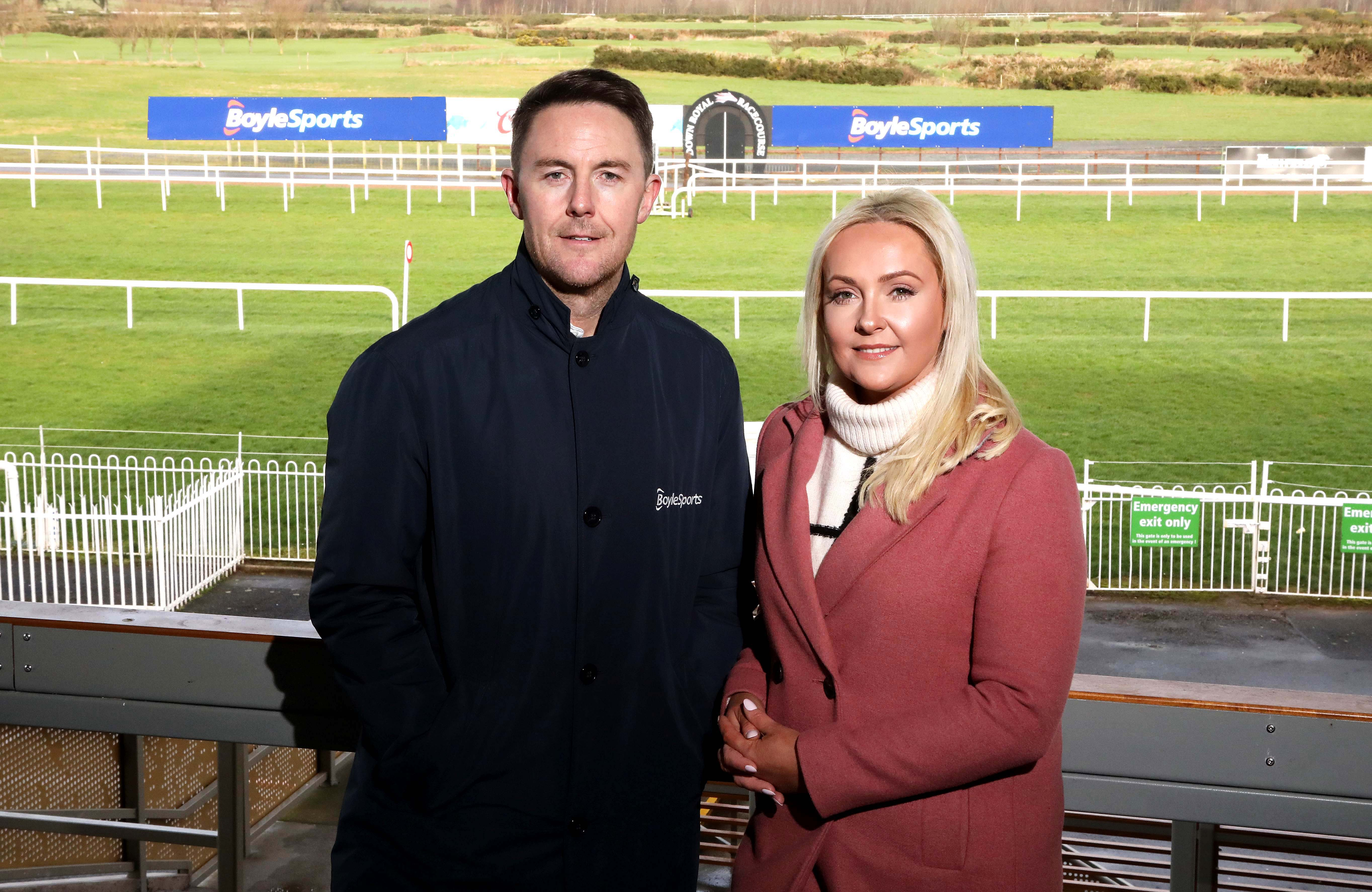 BoyleSports announced as Sponsor of 'Ulster' double at Down Royal