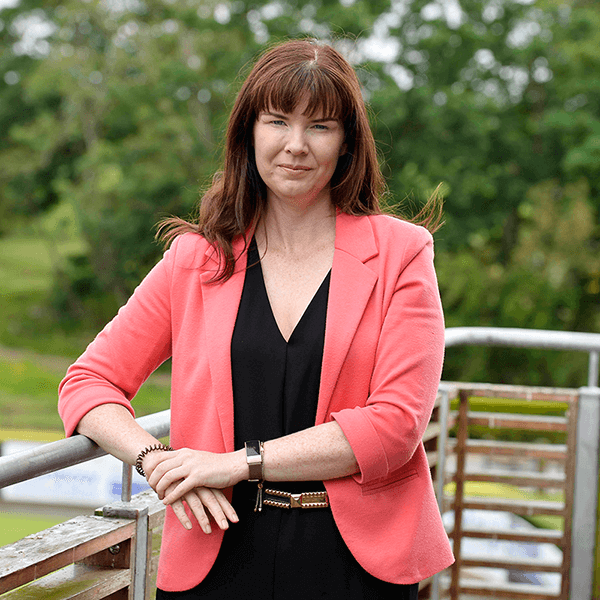 Claire Rutherford - Down Royal Director of Sales and Marketing