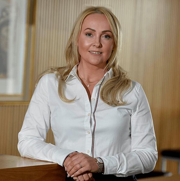 Emma Meehan - CEO Down Royal